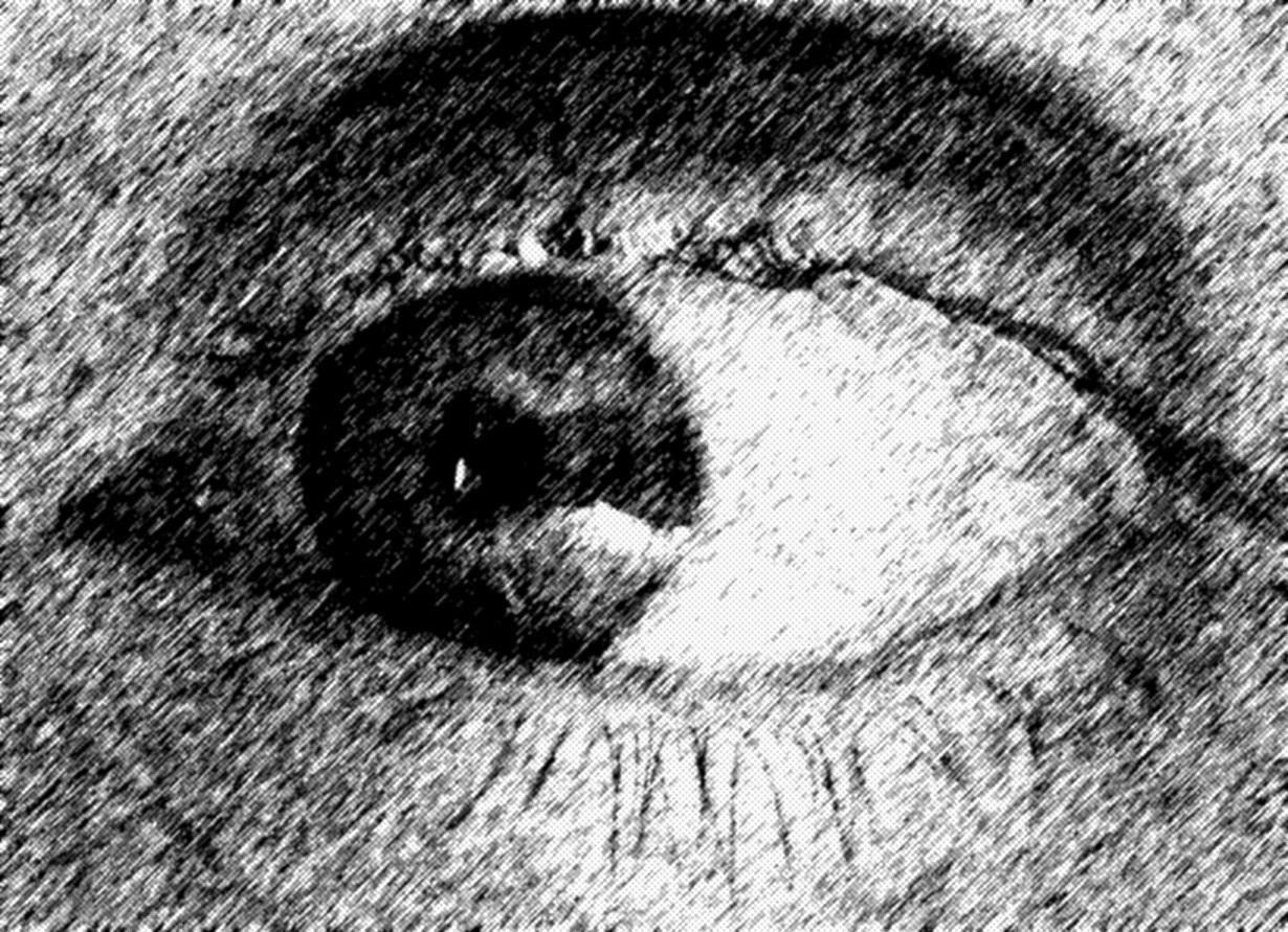 Autistic Eye